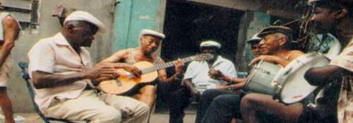 Brasiliansk musik på Paulwaper