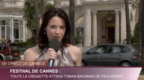 Cannes filmfestival Paulwaper