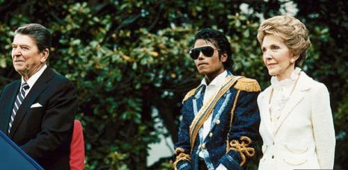 Reagan Michael Jackson