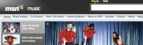 MSN music paulwaper